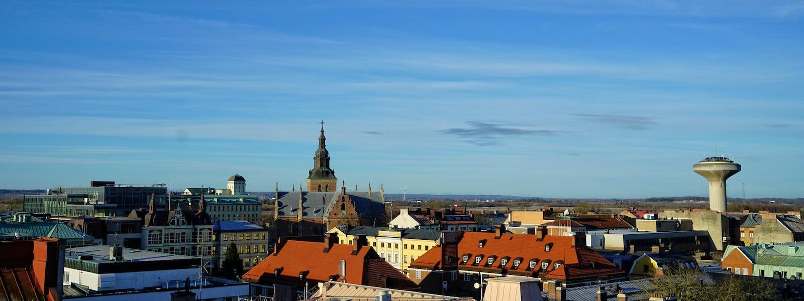 Bild - Författarvandring - författarnas Kristianstad