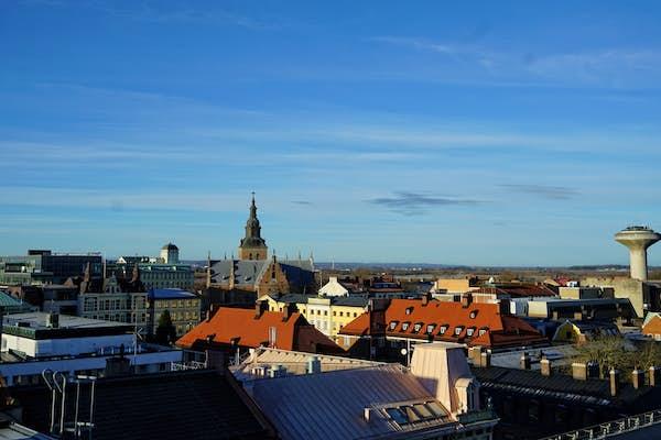 Bild - Författarvandring - Gustaf Hellströms Kristianstad