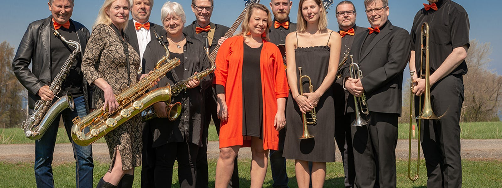 Bild - Österlia Big Band