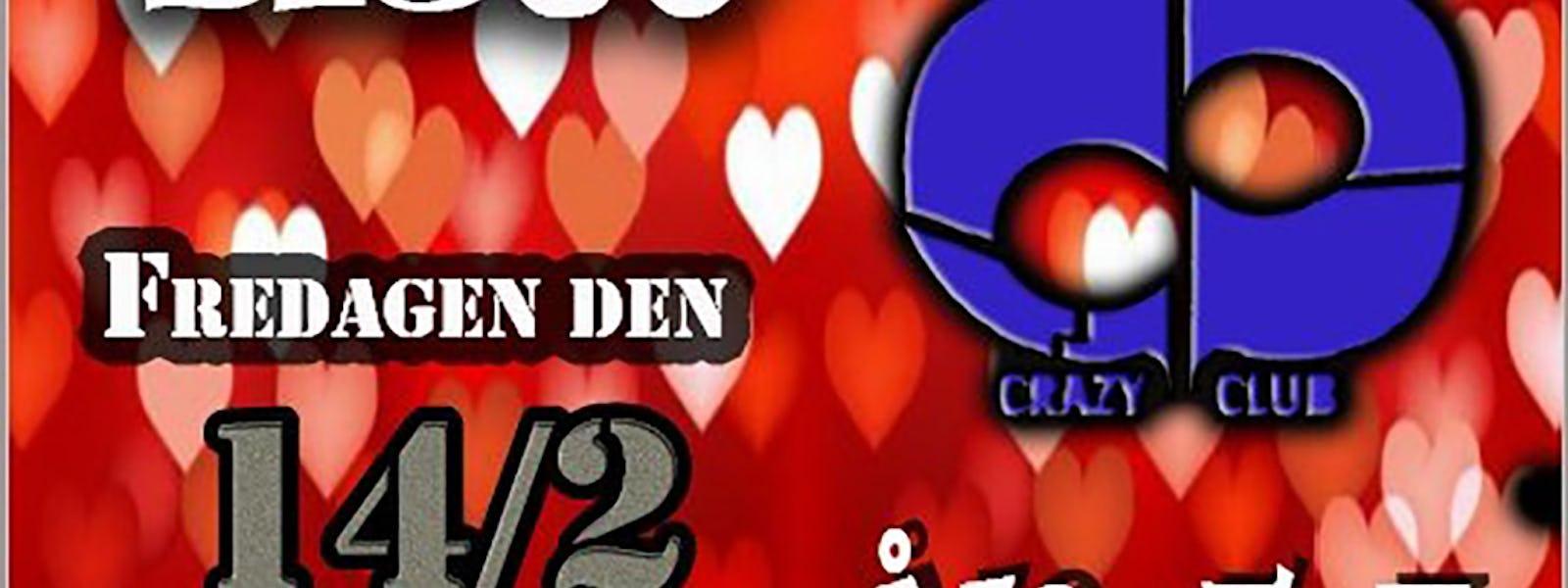 Bild - Disco med Alla hjärtans dag tema