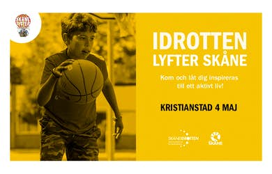 Bild - Skåne Lyfter – Idrotten Lyfter Skåne