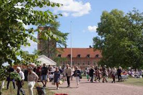 Bild - Trädgårdsdagen på Bäckaskog slott 20 år
