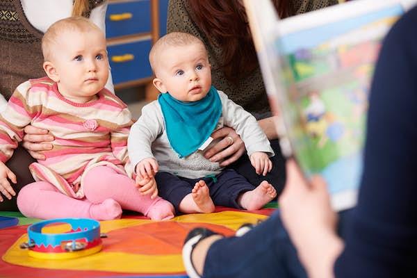Bild - Bebis hjärta bok