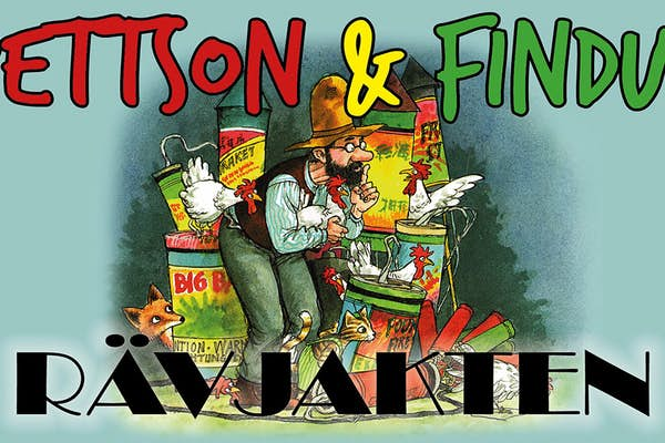 Bild - Pettson & Findus - Rävjakten