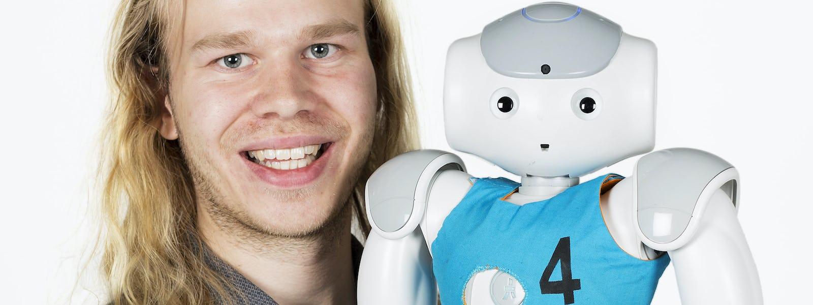 Bild - Träffa en robot som rockar!