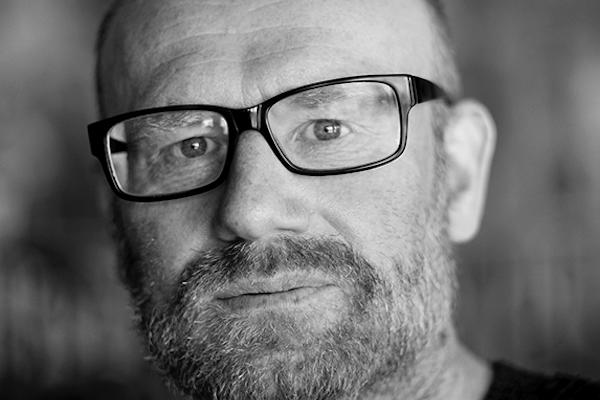 Bild - Fredrik Gunnarsson - Från Wallander till Bjärnums Stadsteater
