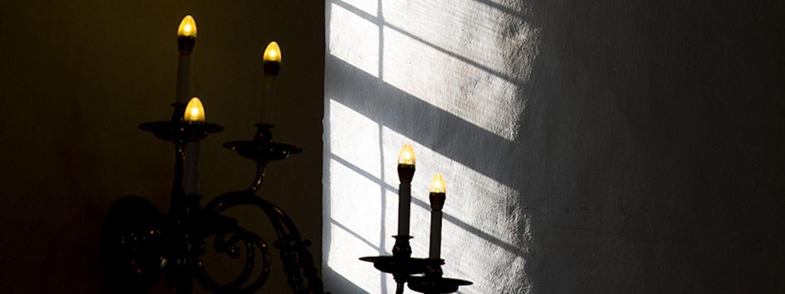 Bild - Ljus i mörker