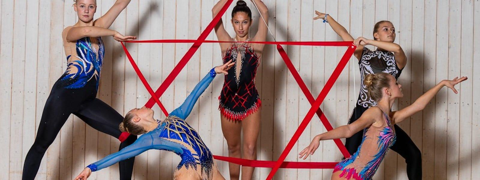 Bild - Rytmisk gymnastik