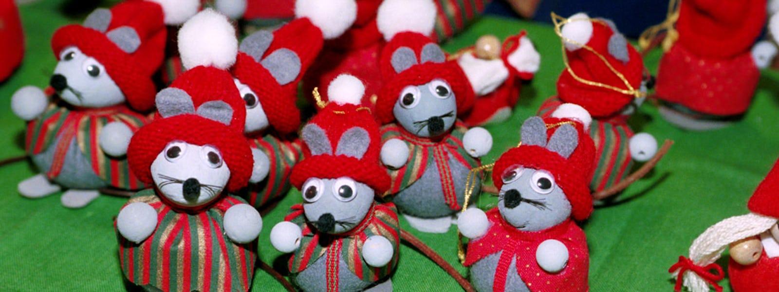 Bild - Julstuga i Degeberga