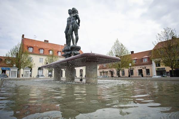 Bild - Stadsvandring i Sölvesborg