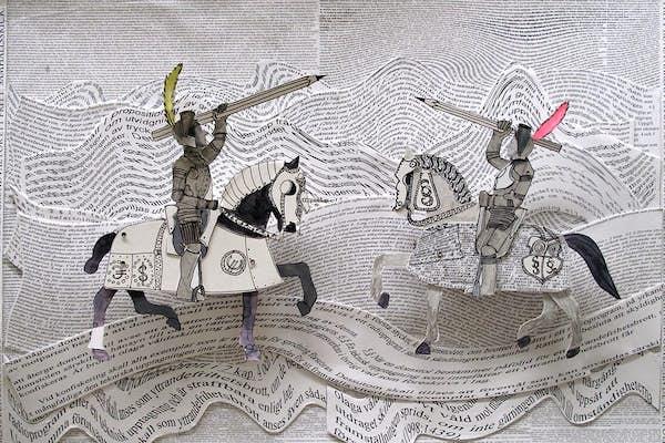Bild - HÄST: Två parallella konstnärsskap