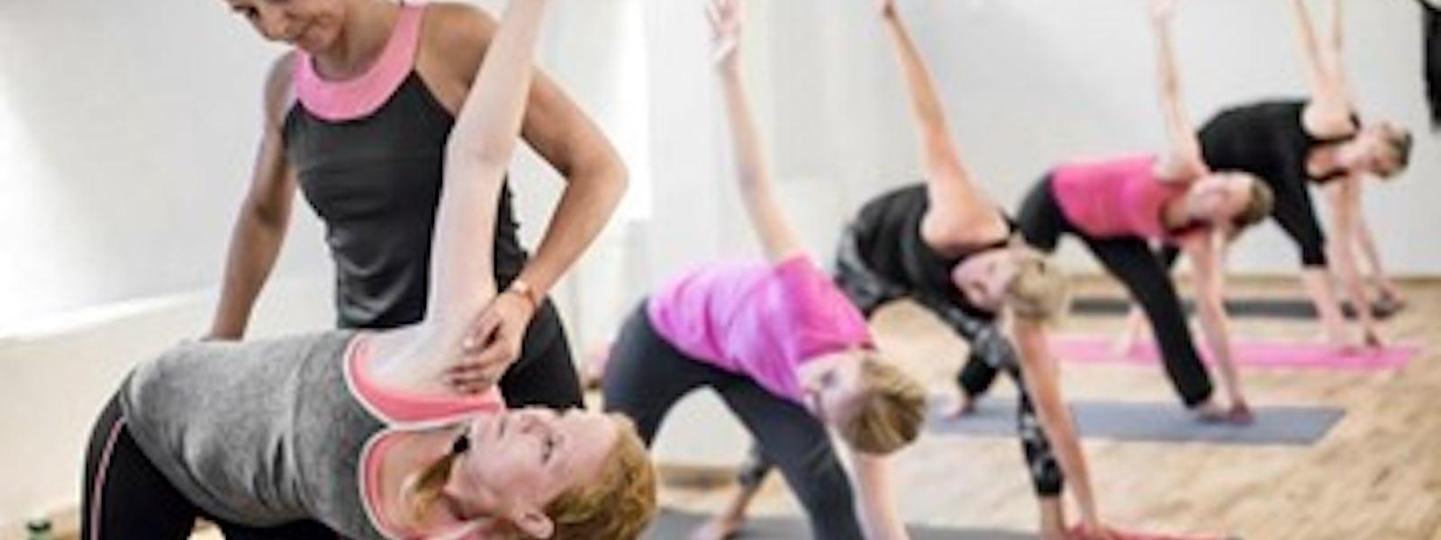 Bild - Introduktion - Ashtanga yoga