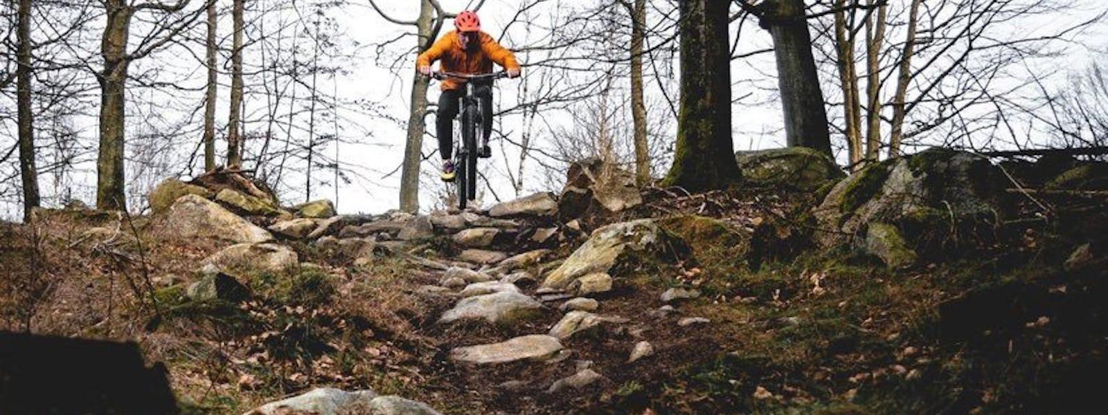 Bild - Cykla XC och Enduro på vackra Ryssberget!