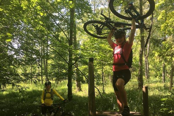 Bild - Guidad Mountainbike-upplevelse