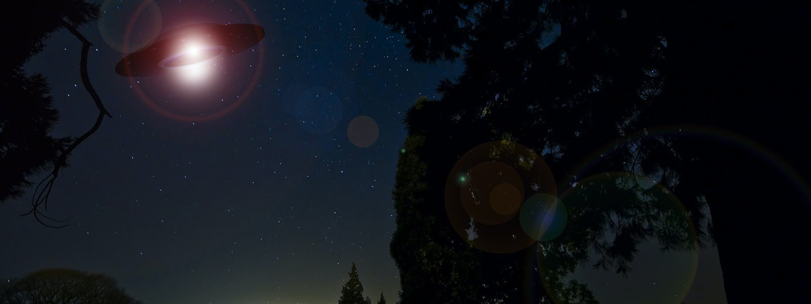 Bild - UFO-verkstad