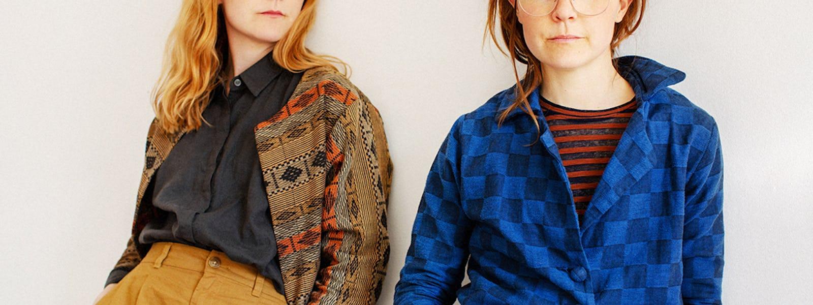 Bild - Emma och Lisen Adbåge