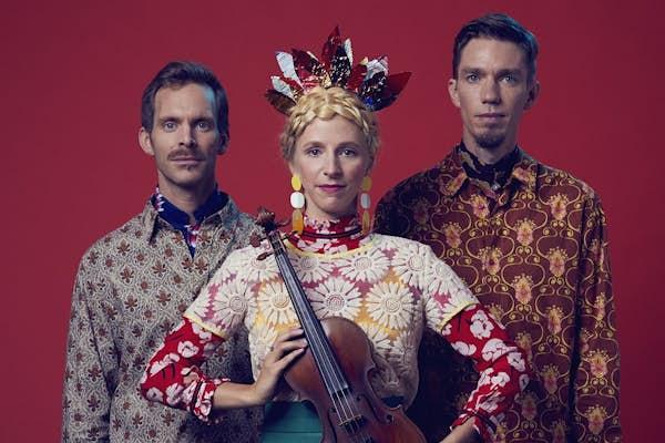 Bild - Lena Jonsson Trio – svensk folkmusik