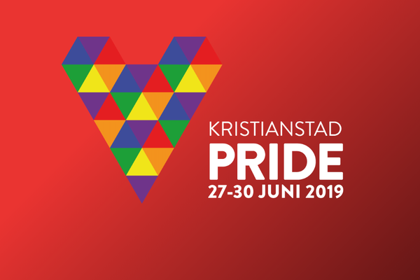 Bild - Kristianstad Pride 2019