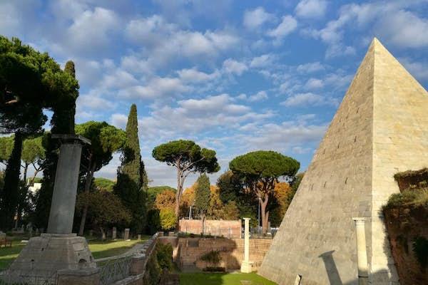 Bild - Alla vägar bär till Rom
