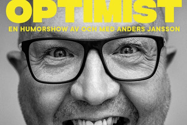 Bild - Anders Jansson - Radikal Optimist