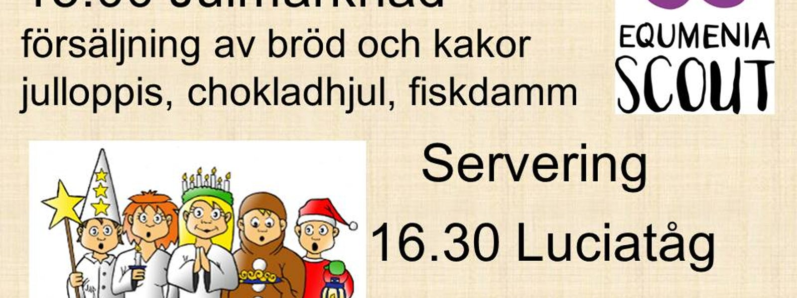 Bild - Julmarknad i Odalkyrkan, Kristianstad