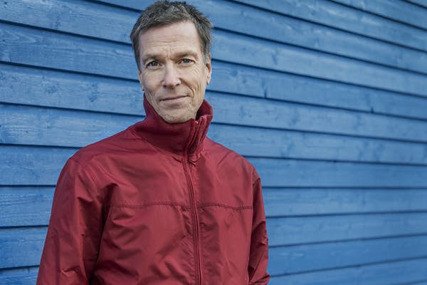 Bild - Johan Anderblad – Det tutar och blinkar