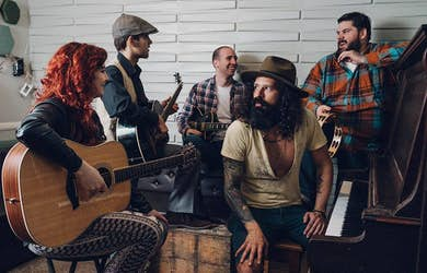 Bild - Ted Z and the Wranglers
