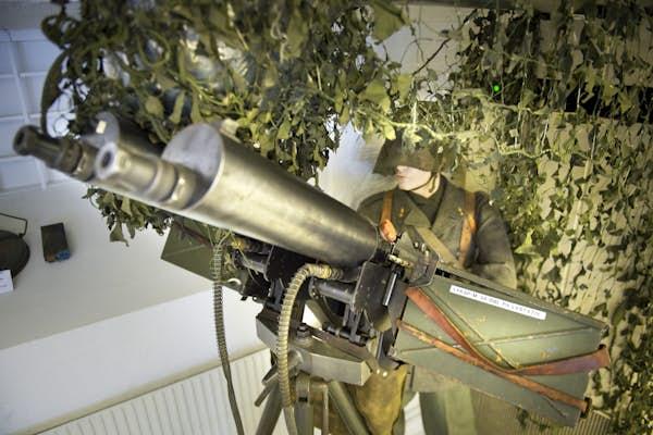 Bild - Artillerimuseet Öppet Hus