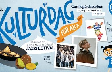 Bild - Ulrik Munther till ABK:s Kulturdag