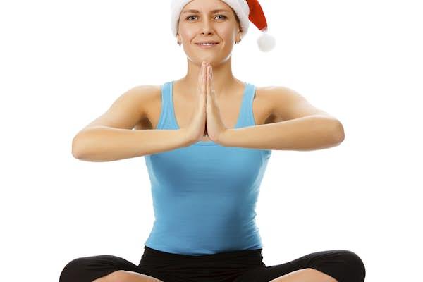 Bild - Yoga marathon - Jultema!