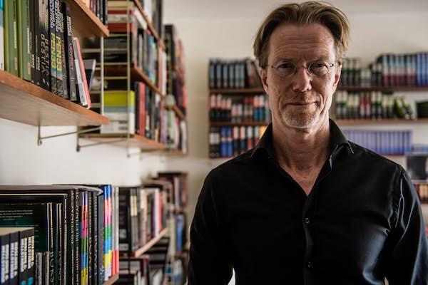 Bild - SNACKBAR Anders Roslund – spänning och engagemang