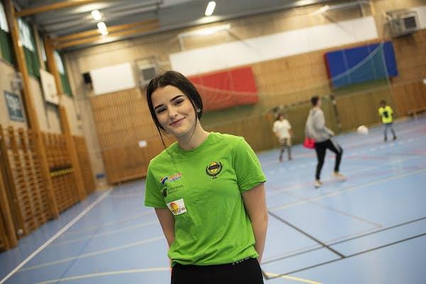 Bild - Jullov: Sportvecka med Näsby IF