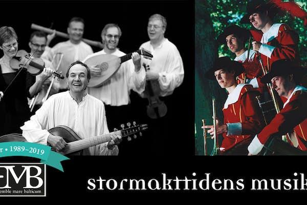 Bild - Ensemble Mare Balticum 30 År: Stormakttidens musik
