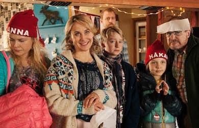 Bild - Filmmuseet: I väntan på julen