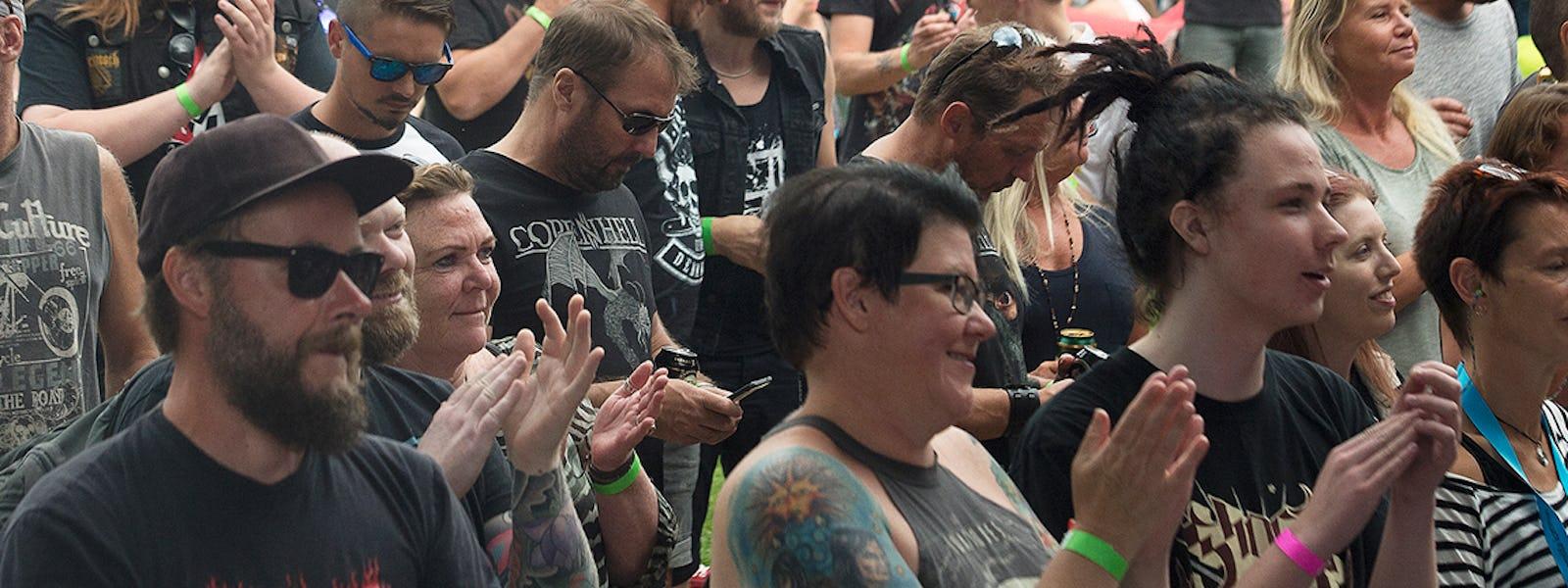 Bild - Kristianstad Rockfest 2018