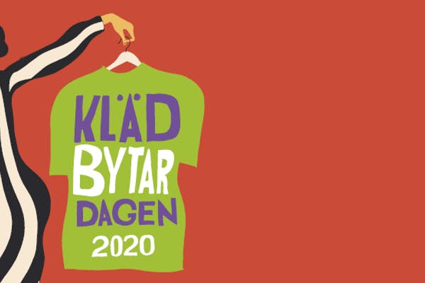 Bild - Klädbytardag 2020