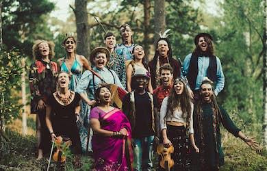 Bild - Världens Band