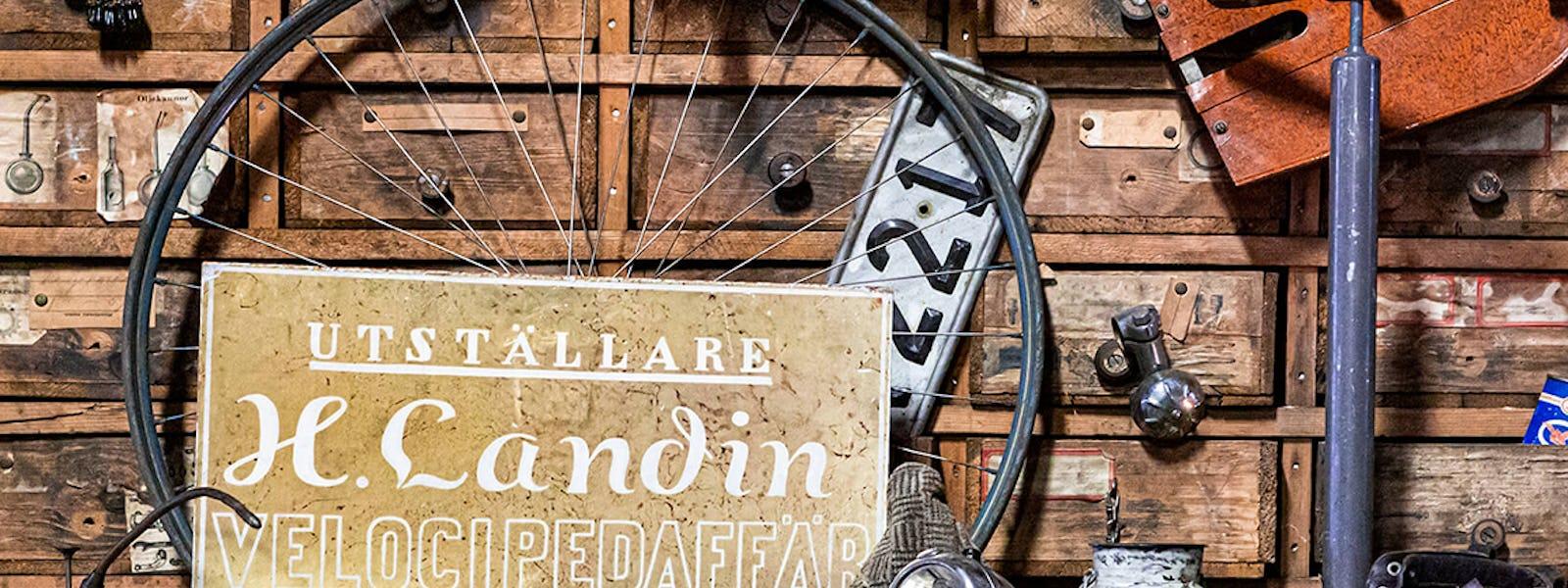 Bild - Landins cykelverkstad