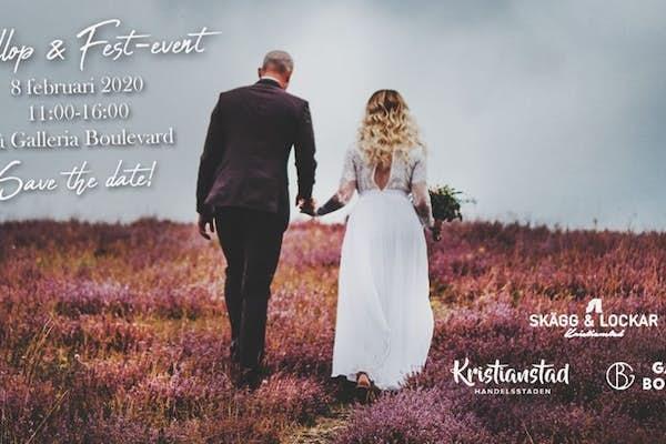 Bild - Bröllopsevent i Kristianstad City
