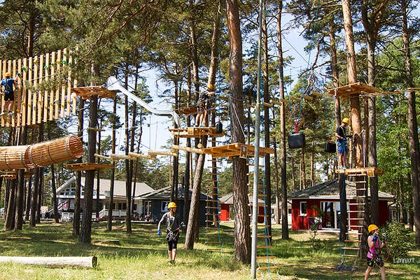 Bild - Sommarlov med Åhus fritidsgård