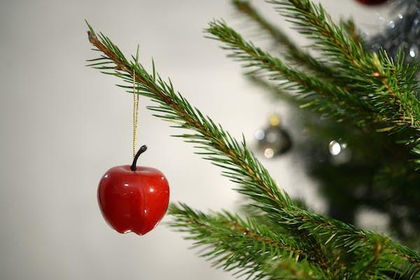 Bild - Åhus Julmarknad & julskyltning