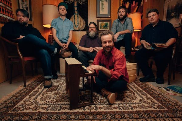 Bild - Trampled by Turtles (US)