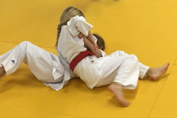 Bild - Judo