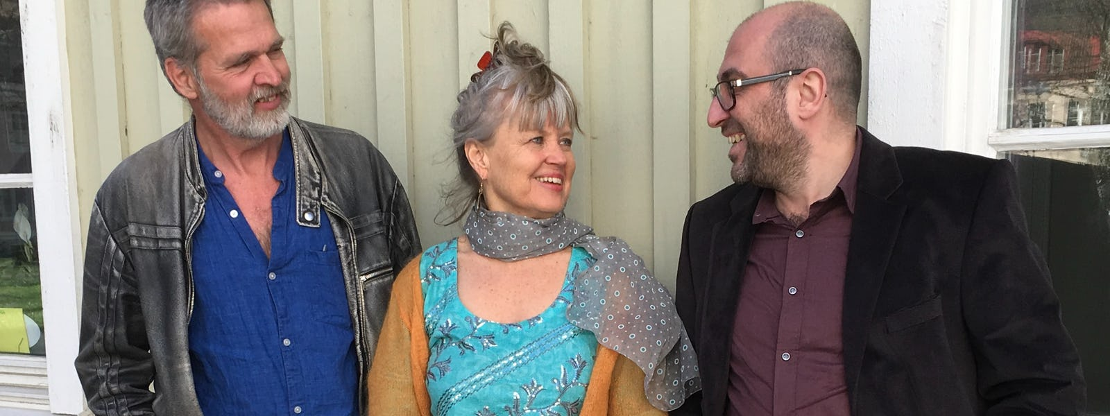 Bild - NÀAM & IRENE TROTZIG Musik och måleri i möte