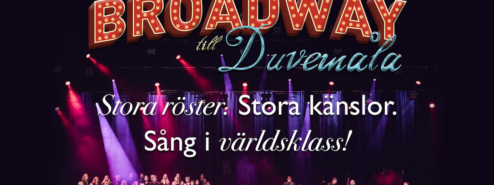 Bild - Från Broadway till Duvemåla