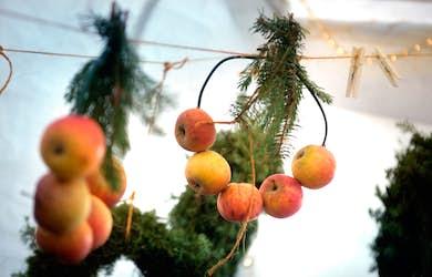 Bild - Julstuga i Västra Vram