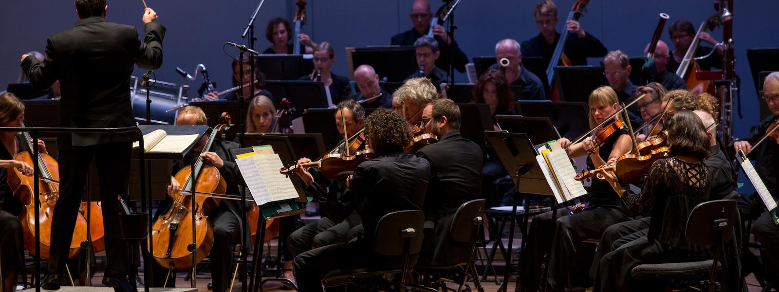 Bild - Månfläcken med Helsingborgs Symfoniorkester