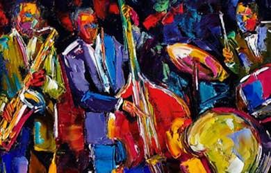 Bild - Jazzen i Kristianstad