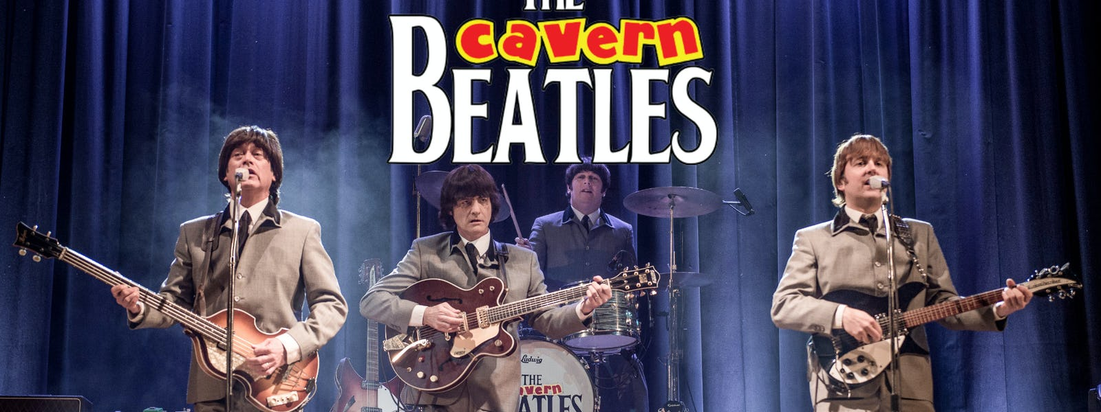 Bild - The Cavern Beatles - Get back tour