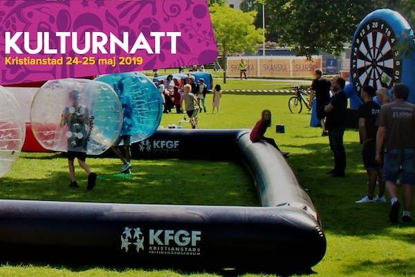 Bild - Luftaktiviteter med KFGF